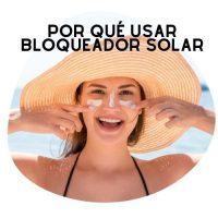 por que usar bloqueador solar