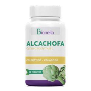 tabletas de alcachofa bionella