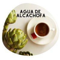 agua de alcachofa