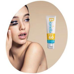 Cómo usar bloqueador solar y maquillaje