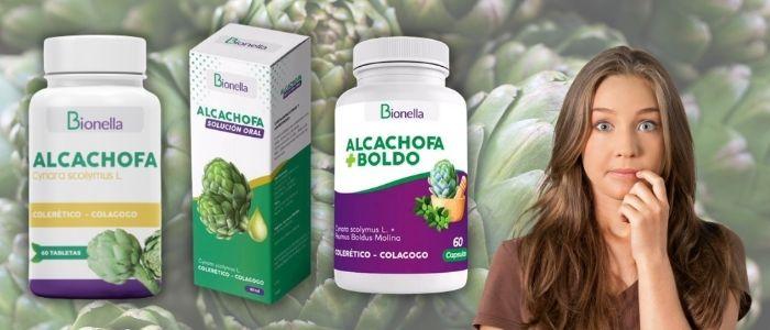 pastillas de alcachofa mejores